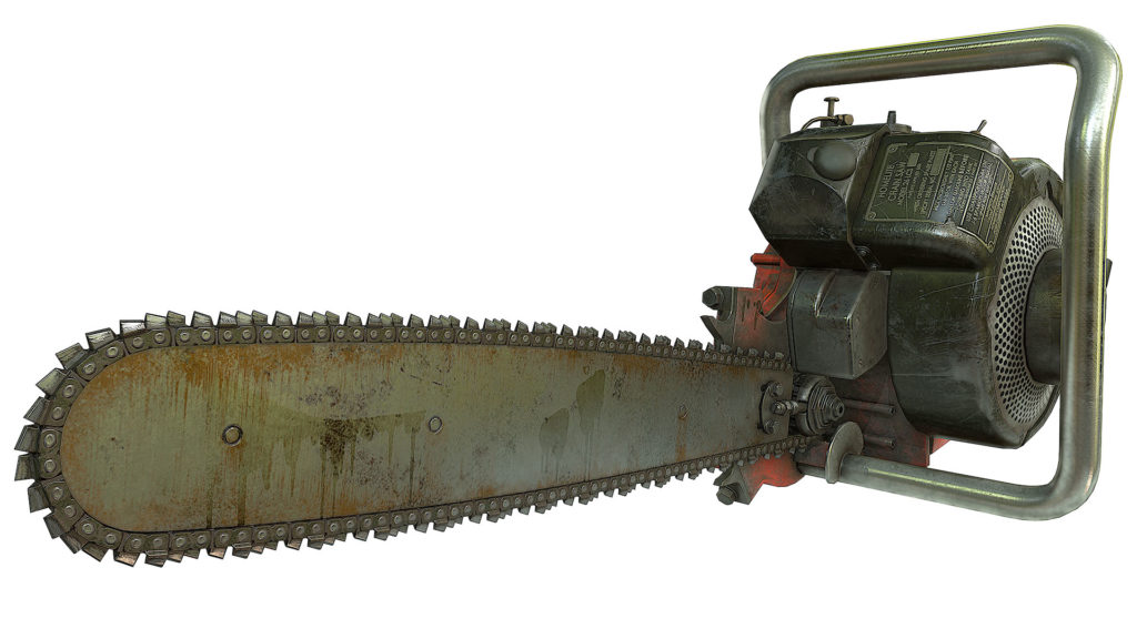Chainsaw copy
