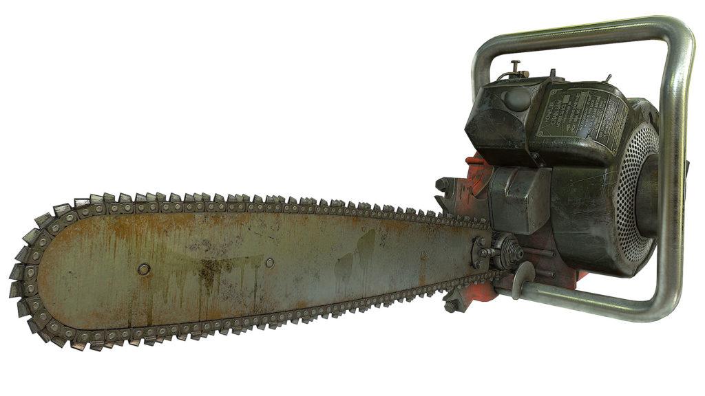 Chainsaw copy